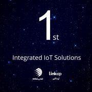 لینکپ در سومین نمایشگاه اینترنت اشیاء ایران IoTEX 2018