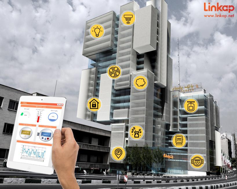 هوشمندسازی ساختمان با اینترنت اشیا