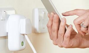 پریز برق هوشمند